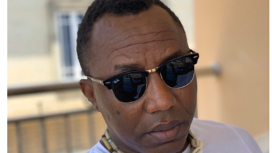 Photo of Buhari has plans of arresting me and infecting me with Covid-19 – Sowore