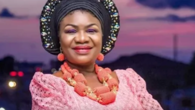 Photo of Actress, Joke Muyiwa welcomes Grandchild