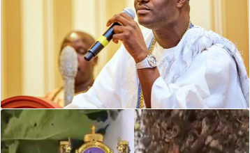 "Photo of ""We Have Tested Herbs To Treat Coronavirus And They Work"" Ooni of Ife Insists"