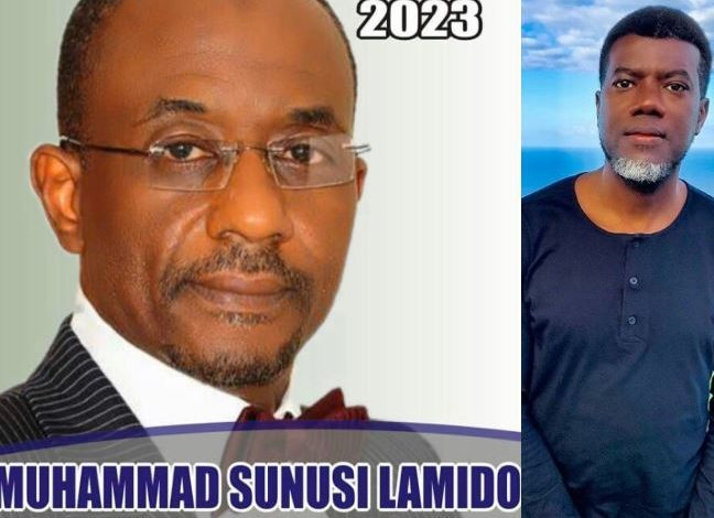 """I Prayed And He Was Dethroned,"" Reno Omokri Says Lamido Sanusi Can Never President In 2023 Because His God Is Not Dead 3"