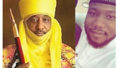 "Photo of ""Never write off anyone. In 1985 President Buhari was removed and persecuted""- Bauchi Governor's son writes to people laughing at Sanusi, says he will emerge stronger"