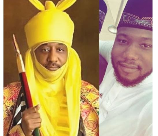 """""""Never write off anyone. In 1985 President Buhari was removed and persecuted""""- Bauchi Governor's son writes to people laughing at Sanusi, says he will emerge stronger 3"""