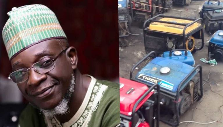 Senator introduces bill to ban generators; proposes 10-year jail term for sellers 1