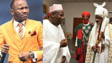 Photo of Disrespecting a governor is not a criminal offence – Apostle Suleman questions Sanusi's detainment after being dethroned