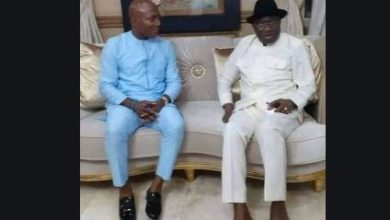 Photo of Goodluck Jonathan denies receiving N300m and bulletproof cars from sacked APC politician, David Lyon