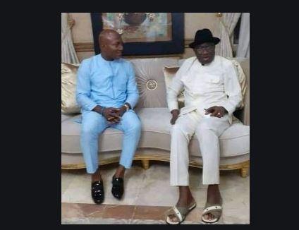 Goodluck Jonathan denies receiving N300m and bulletproof cars from sacked APC politician, David Lyon 1