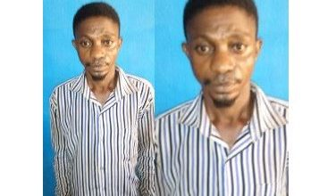 Photo of Man Arrested For Allegedly Defiling Teenager Inside His Shop In Lagos