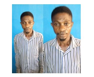 Man Arrested For Allegedly Defiling Teenager Inside His Shop In Lagos 1