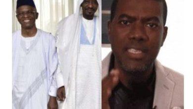 Photo of El-Rufai is using dethroned Emir of Kano, Sanusi Lamido Sanusi to push his presidential ambition – Reno Omokri