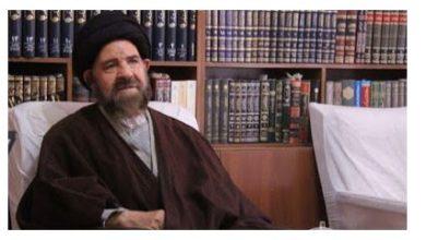 Photo of Popular Iranian cleric, Ayatollah Bathaei dies of coronavirus