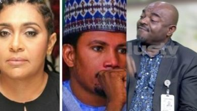"Photo of ""Who is holier than Senator Elisha Abbo?"" – AGN President, Emeka Rollas, defends decision of the guild to make Elisha Abbo its patron"