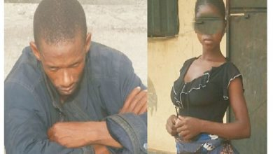 Photo of She is beautiful and I was scared of someone else enjoying her – Man who impregnated 15-year-old daughter says