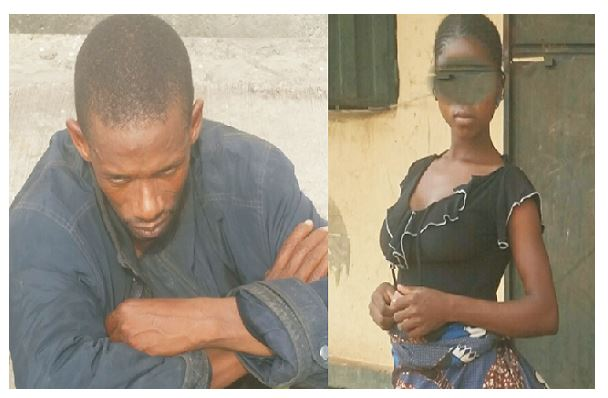 She is beautiful and I was scared of someone else enjoying her - Man who impregnated 15-year-old daughter says 1