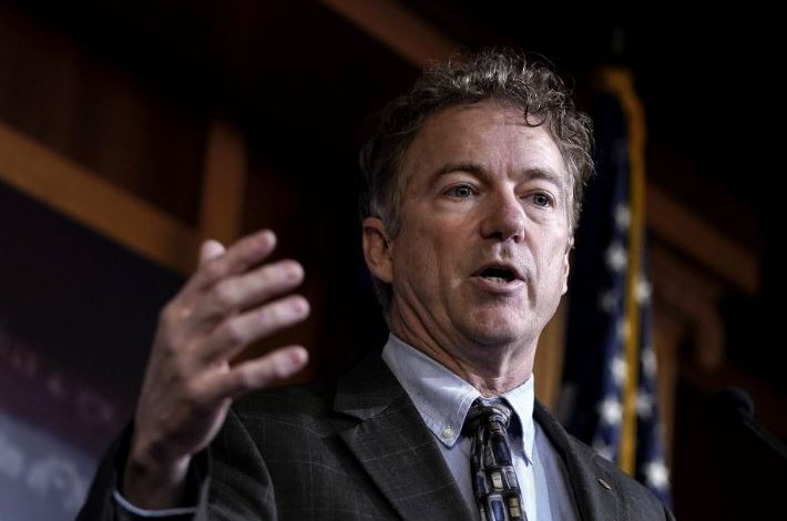 Rand Paul becomes first US Senator to test positive for Coronavirus, 4 others in Isolation 1