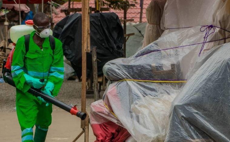 Ghanaian Authorities fumigate streets, markets as they battle Coronavirus pandemic (Photos) 7