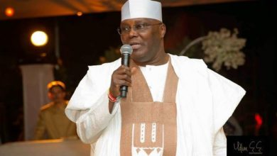 Photo of My father will be aspiring for the number one position in the land – Atiku's Son