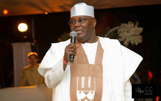 My father will be aspiring for the number one position in the land - Atiku's Son 1