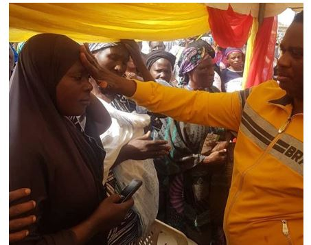 Send Coronavirus patients to me, I'll treat them – Adamawa clergyman, Bishop Sam Zuga (photos) 5