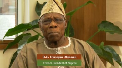 Photo of Obasanjo donates his Hilltop residence as isolation center for coronavirus
