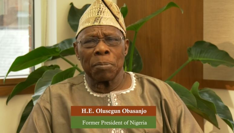Obasanjo expresses wish to live till he is 100 1