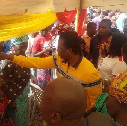 Send Coronavirus patients to me, I'll treat them – Adamawa clergyman, Bishop Sam Zuga (photos) 7