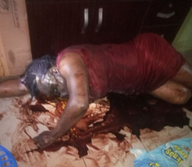 Man allegedly stabs his pregnant wife to death two months after their wedding (Graphic) 6
