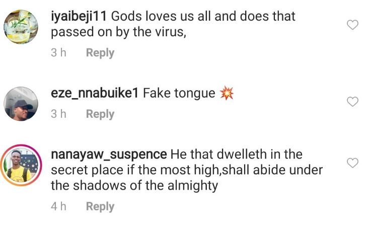 Nigerians Call Out Pastor Adeboye While Others Support Him For Saying ''As Long As You Are In The Secret Place Of The Most High, No Virus Will Come Near You'' While His Parishes Are Closing In America 9
