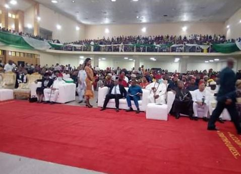 Coronavirus: Imo State Government swears in commissioners, aides at ceremony attended by large number of people (photos) 7