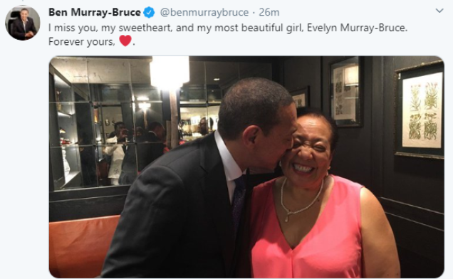 Ben Murray Bruce Loses Wife to Cancer 7