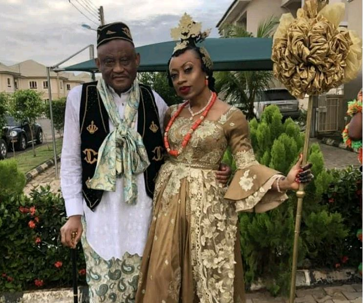 Amara Nwosu's ex-husband Francis Van-Lare reveals the reason his five marriages ended in divorce 6