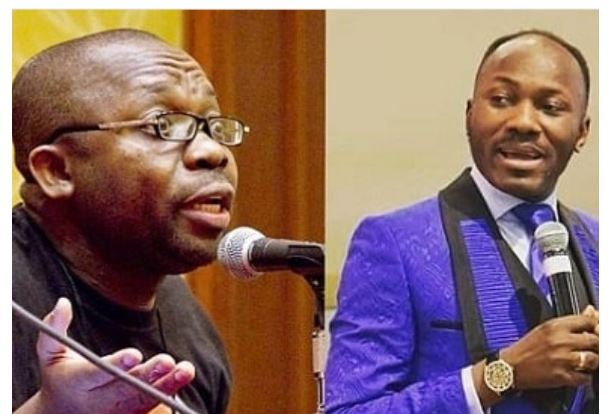 Apostle Suleman replies Director of Witches advocacy group who promised $1000 reward if he can heal one COVID-19 patient 1