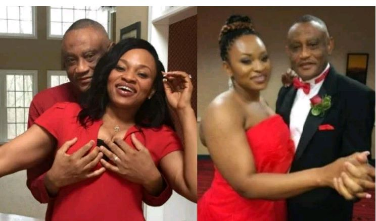 Photo of Amara Nwosu's ex-husband Francis Van-Lare reveals the reason his five marriages ended in divorce