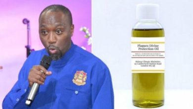 Photo of Kenyan Pastor Investigated in the UK for selling Coronavirus Protection Oil to members for £91 (N40,950)