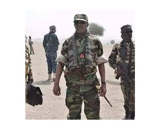 Nigerian Soldiers spotted Hailing Soldiers from Chad as their President leads them to war against Boko Haram (Videos/Photos) 10