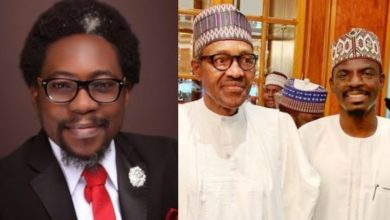 Photo of Chinese Govt treats Nigerians like Dogs yet you're masturbating over their Greek gift – Activist, Segalink slams Buhari's aide