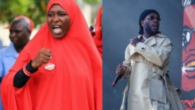 Photo of Any celebrity that messes up will be called out – Activist, Aisha Yesufu slams Burna Boy