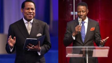 Photo of Nigerian Churches were also shut down during 1918 pandemic – Sam Adeyemi debunks Antichrist, 5G and COVID19 claims (video)