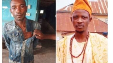 Photo of Jilted husband allegedly kills Ekiti chief for 'snatching his wife '