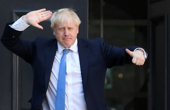 UK Prime Minister Boris Johnson discharged from hospital after being treated for Coronavirus 1