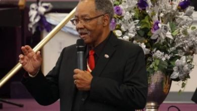 Photo of Pastor who defiantly held church service and said his God is bigger than COVID 19, dies of Coronavirus