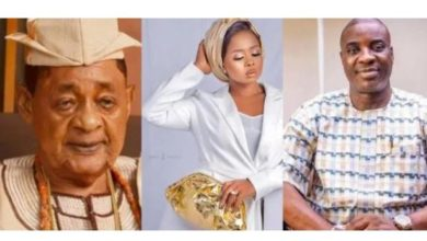 Photo of Let the oracles of Oyo palace and spiritual mothers punish me if I slept with KWAM 1 – Alaafin of Oyo's wife, Queen Ola finally reacts