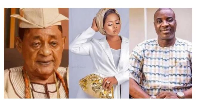 Let the oracles of Oyo palace and spiritual mothers punish me if I slept with KWAM 1 - Alaafin of Oyo's wife, Queen Ola finally reacts 1
