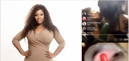 I once lost a job over a Video- Toolz warns girls masturbating on MC Galaxy and Slimcase's Instalive videos 3