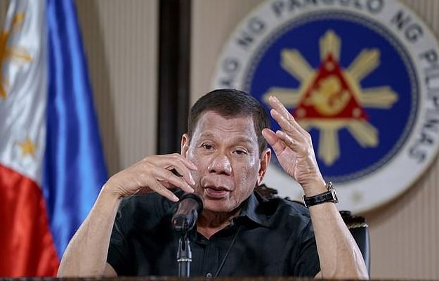 Medical staff who die treating COVID 19 patients are 'lucky' to die for their country - Philippines President, Rodrigo Duterte 1