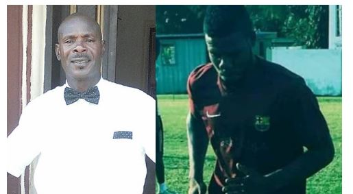 Police confirm arrest of estate chairman who allegedly killed promising footballer on vigilante duty 1