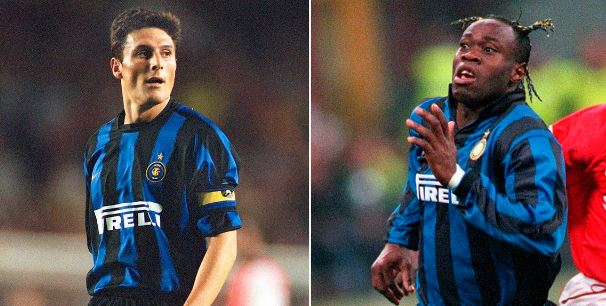 How Taribo West made us pray for 3 hours – Javier Zanetti 1