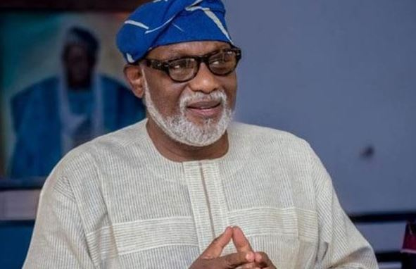 We never rejected rice from the FG, but we discarded some which were unsuitable for consumption - Governor Akeredolu 1
