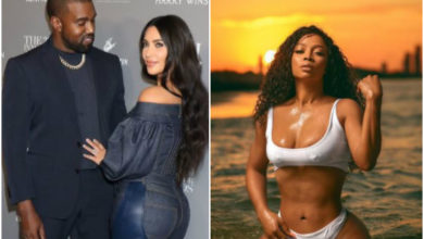 Photo of Toke Makinwa blasts Nigerian men who expect women to stand by them as Kim stood by Kanye but won't sacrifice as Kanye did for Kim