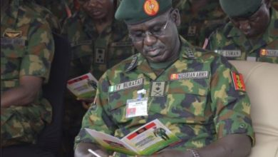 Photo of Nigerian Soldiers have killed 1,015 Boko Haram terrorists since April – Buratai