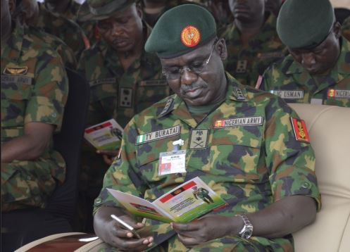 We have pushed Boko Haram out of North-East, just Borno left – Buratai 1